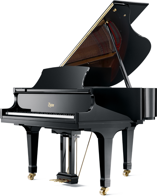 Boston piano review baby grand gp156 performance for Smallest baby grand piano dimensions