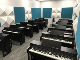 Roland Digital Piano Lab at Rainey-McCullers School for the Performing Arts