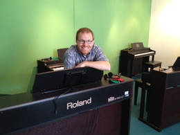 Roland Pianos at Piano XPress Music Studio!
