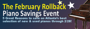 Rollback Savings Event!