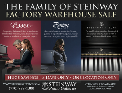 Factory Warehouse Sale!