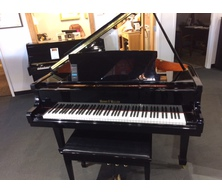 Henry F. Miller GP159 Player Baby Grand