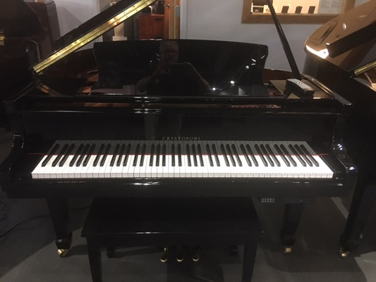 Cristofori CRG48 Ebony (SOLD)