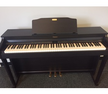 Roland HP504 Rosewood